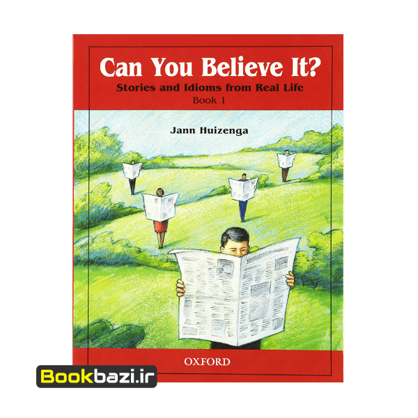 Can You BelieveIt book 1
