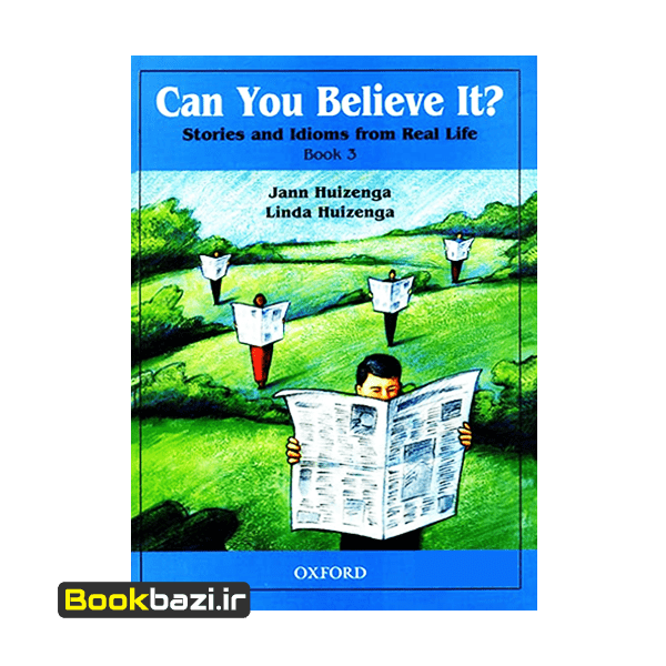 Can You BelieveIt book 3
