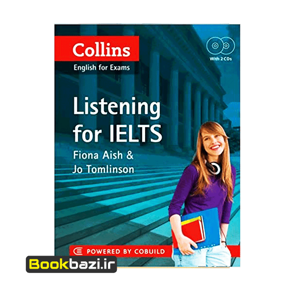Collins English for Exams Listening for IELTS