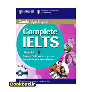 Cambridge Complete IELTS B1