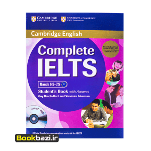 Cambridge Complete IELTS C1