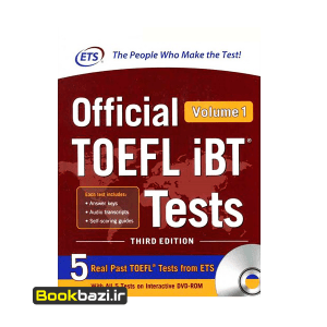 ETS Official TOEFL iBT Tests Volume 1