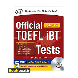 ETS Official TOEFL iBT Tests Volume 2