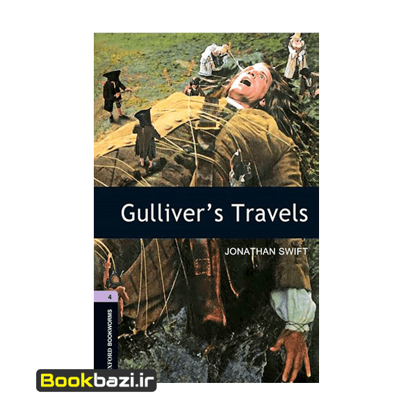 Gullivers Travels Oxford Bookworms 4