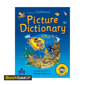 Longman Childrens Picture Dictionary bookbazi