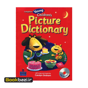 Longman Young Childrens picture Dictionary bookbazi