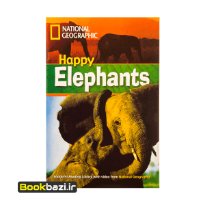 National Geography Happy Elephants