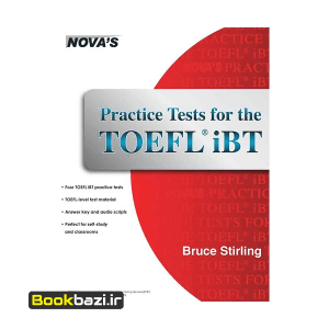 TOEFL Nova Practice tests for the TOEFL iBT