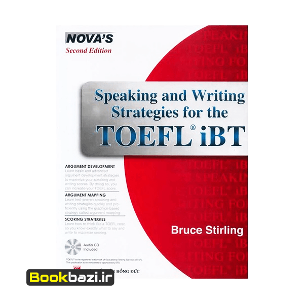 TOEFL Nova Speaking and writing strategies for the TOEFL iBT