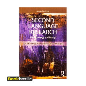 Second Language Research Methodology and Design