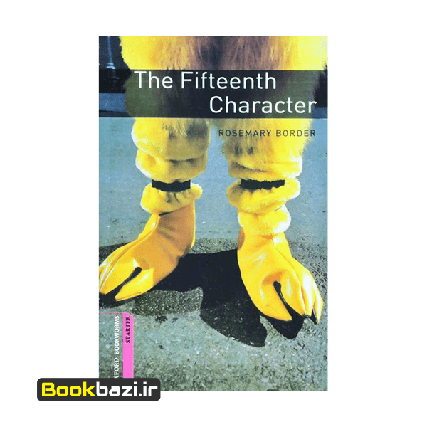 The Fifteenth Character Oxford Bookworms starter