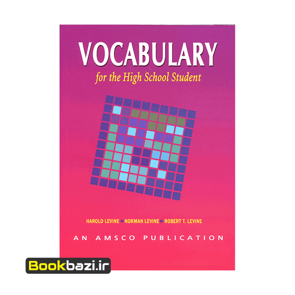 Vocabulary for high school students
