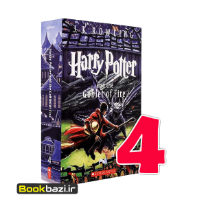 کتاب Harry Potter 4 The Goblet of Fire