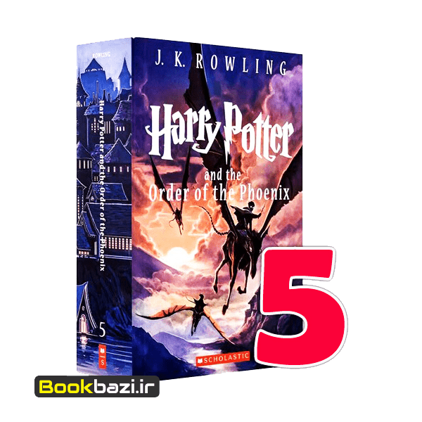 Harry Potter 5 The Order of the Phoenix
