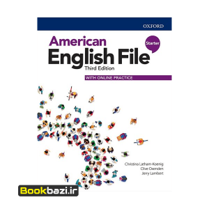 American English File Starter 3rd Edition
