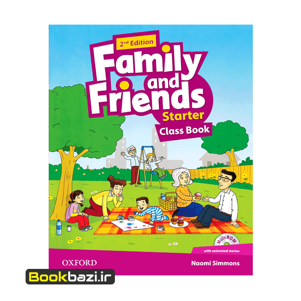 Family and Friends Starter (2nd Edition)