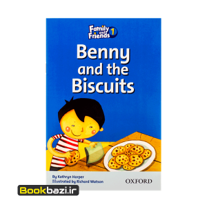 Family and Friends 1 (Readers) Benny and the Biscuits
