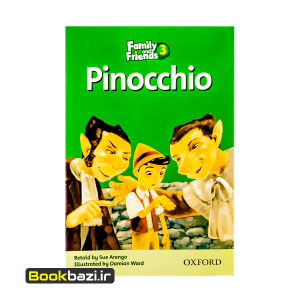 Family and Friends 3 (Readers) Pinocchio