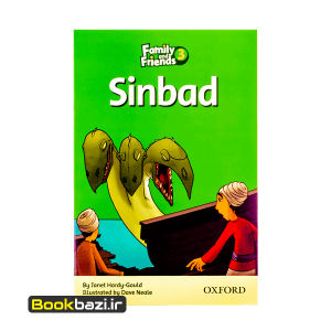 Family and Friends 3 (Readers) Sinbad