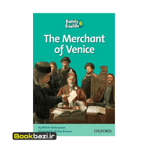 Family and Friends 6 (Readers) The Merchant Of Veniz