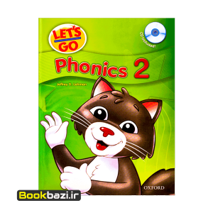 Lets Go Phonics 2