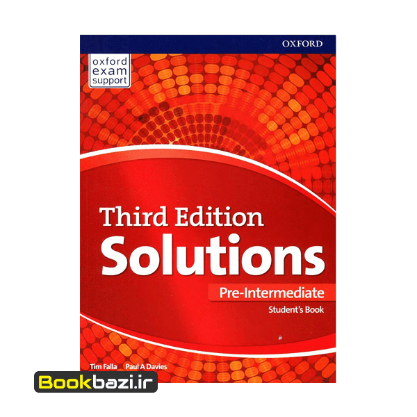 Solutions Pre-Intermediate